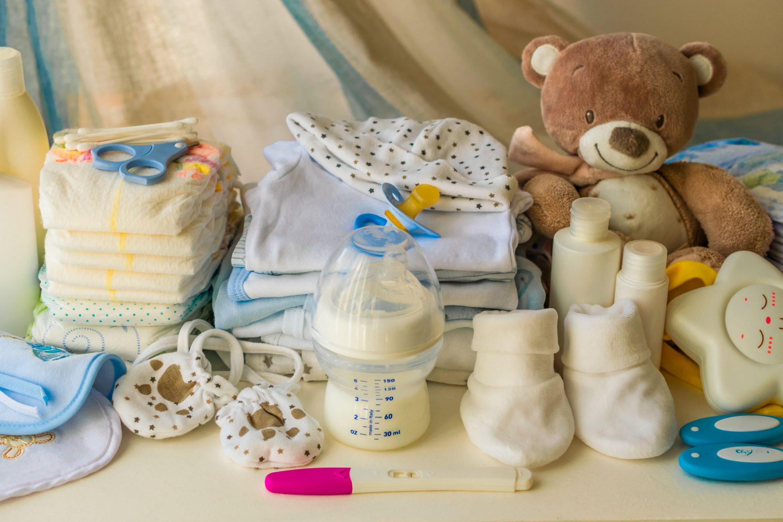 出産準備は「いつから・何を・いくらで」用意するかをリスト化!