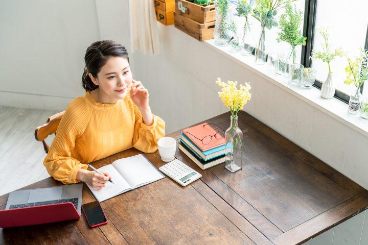 ひとり暮らしの20代必見!成果が出せて続けられる家計簿のつけ方